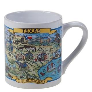 Link to Certified International Texas Souvenir 20 oz. Jumbo Mugs (Set of 6) Similar Items in Dinnerware
