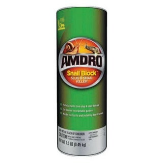 Amdro 100511482 Snail and slug killer, 1 Lb