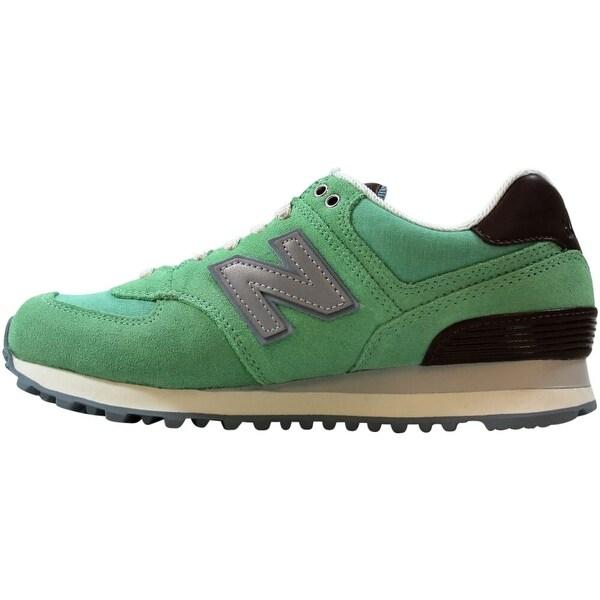 new balance 574 green