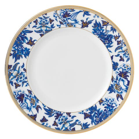 """Hibiscus Accent Dinner Plate 10.75"""""""