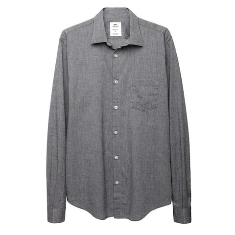 Hope Roy Gray Shirt Size 46