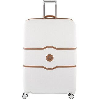Delsey Paris Chatelet Hard+ 28 Inch Spinner, Champagne
