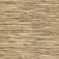 Brewster 412-44139 Lepeka Brown Grasscloth Wallpaper - N/A