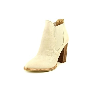 Chinese Laundry Zane Round Toe Leather Ankle Boot