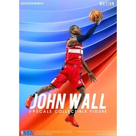 Enterbay X NBA Collection John Wall 1:9 Figure MM-1204