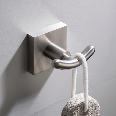 KRAUS Ventus Bathroom Robe and Towel Double Hook