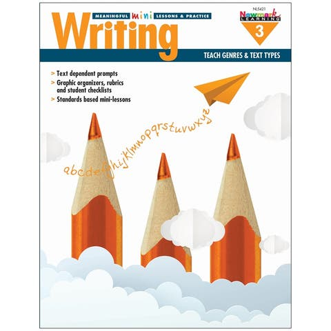 (2 Ea) Mini Lessons & Practice Writng Gr 3 Meaningful