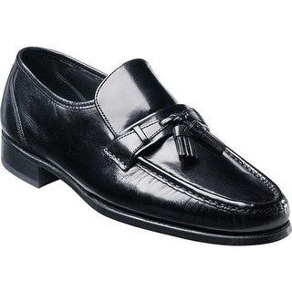 Florsheim Men's Como Tassel Black