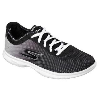 Skechers 14346 BKW Women's GO STEP-COSMIC Sneakers