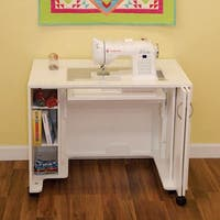 Arrow Mod Squad Model 2011 Modular Sewing Cabinet - White