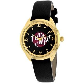 Kate Spade Women's Crosstown KSW1148 Black Dial watch