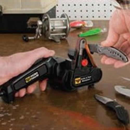 Work Sharp WSKTS-C Knife & Tool Sharpener