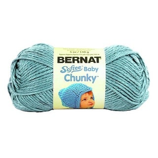 Spinrite 161196-96003 Softee Baby Chunky Yarn - Clear Skies