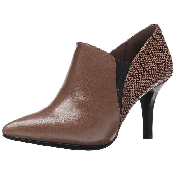 Anne Klein Women's Yeppy Leather Bootie