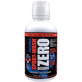 Atsko 1338Z 18 oz Zero Sport Wash Detergent Bottle