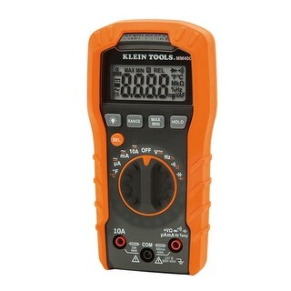 Klien Tools Digital Multimeter - Auto-Ranging - 600V Digital Multimeter - Auto-Ranging - 600V