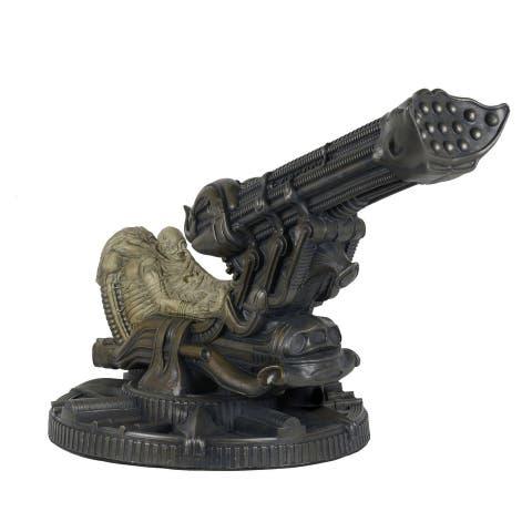 Alien Foam Replica: Fossilized Space Jockey - multi