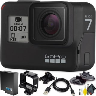 GoProHERO7 Black + Cleaning Kit