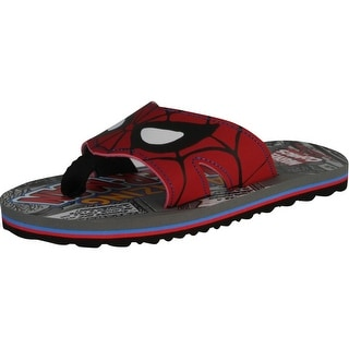 Stride Rite Boys Spider-Man Sandals