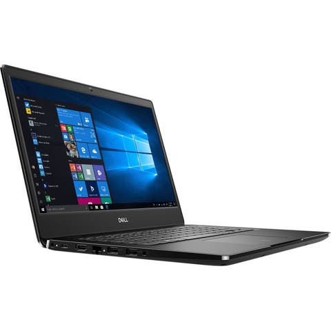 "Dell Latitude 3400 Intel Core i7-8565U X4 4.60GHz 8GB 256GB SSD 14"" Win10,Black(Scratch and Dent)"