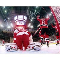 Signed Greene Andy New Jersey Devils 8x10 Photo autographed