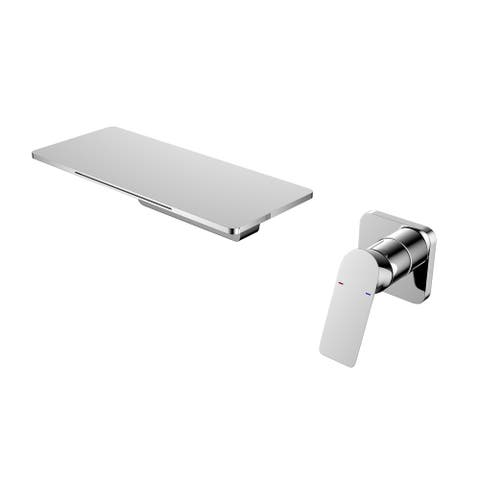 Siavonce Widespread Bathroom Sink Faucet - 2.95*2.95*4.13INCH