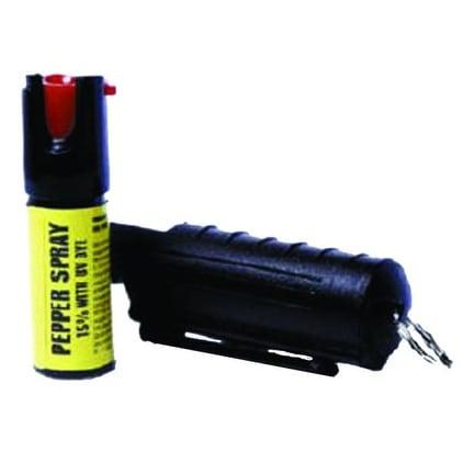 PSP 1/2oz Pepper Gas Key Ring Hard Case