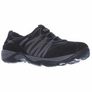 Easy Spirit Ezrise Slip-On Sneakers - Black Multi