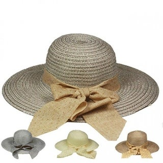 DollarDays 1863094 Womens Summer Hats - Case of 72