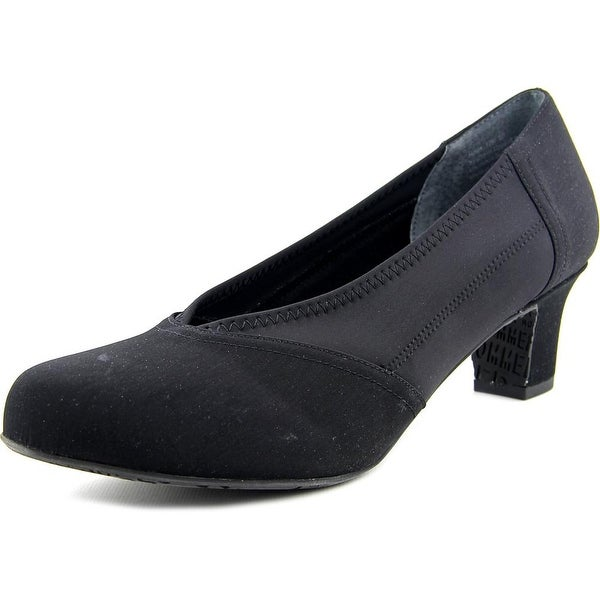 Ros Hommerson Helen Women SS Round Toe Synthetic Heels