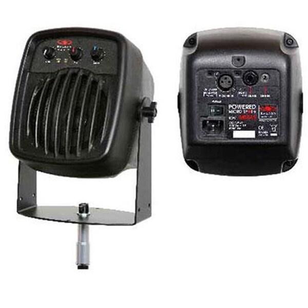 Galaxy Audio MSPA5 30W Powered Micro Spot PA System
