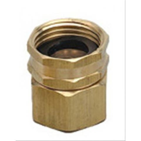 "Orbit 50043 Brass Swivel, 3/4"" FHT x FNPT"