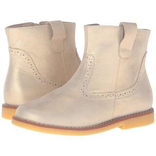 Kids Elephantito Girls Madison Ankle Zipper Chelsea Boots