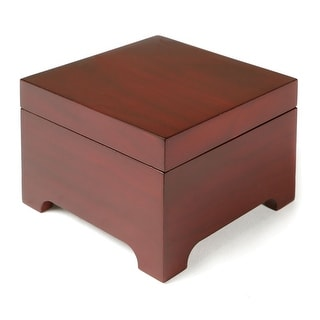 Exclusive What On Earth Bob's Affirmation Wooden Keepsake Box