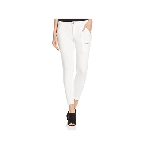 Joie Womens Park Skinny Jeans Twill Mid-Rise