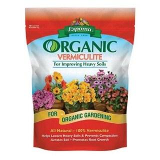 Espoma VM8 Organic Vermiculite, 8 Quarts