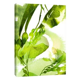"""PTM Images 9-105788  PTM Canvas Collection 10"""" x 8"""" - """"Watercolor Botanicals 1"""" Giclee Botanical Art Print on Canvas"""