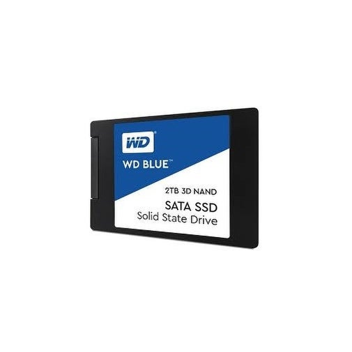 Western Digital Wds200t2b0a 3D Nand 2Tb Pc Ssd Sata Iii 6 Gb/S Solid State Drive