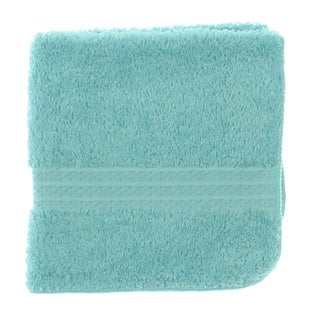 Stay Bright Washcloth Cotton Solid