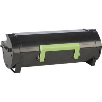 """Lexmark 50F0HA0 Lexmark Unison 500HA Toner Cartridge - Black - Laser - High Yield - 5000 Page Black - 1 / Pack"""
