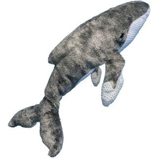 """Douglas 14"""" Plush Animal Humpback Whale - multi"""