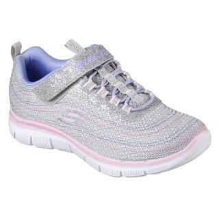 Skechers 81658L LGMT Girl's SKECH APPEAL 2.0 - MINI METAL MADNESS Sneaker