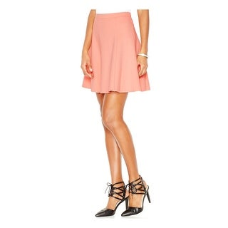 Karl Lagerfeld Paris Womens Floral Ruffled Wear to Work Flare Skirt BHFO 6437