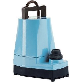 Little Giant 505005 Submersible Hydroponic Pump, 300 Watt