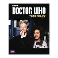 Doctor Who Planner, Family Movies by Diamond Comic Distributors