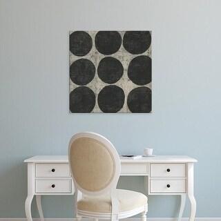 Easy Art Prints Chariklia Zarris's 'Stone III' Premium Canvas Art