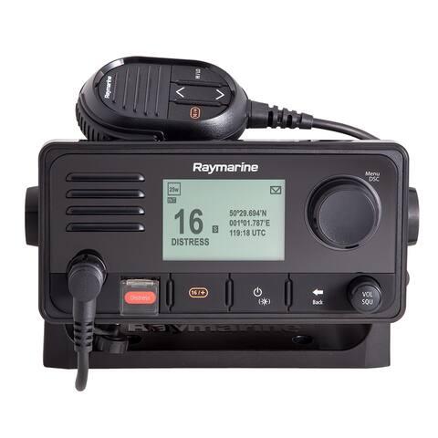 Raymarine Ray63 Dual Station VHF Radio with GPS Ray63 Dual Station VHF Radio with GPS