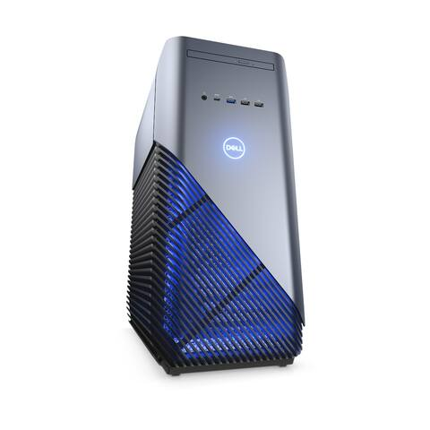 Dell Inspiron 5676 AMD Ryzen 7 2700 X8 4.1GHz 16GB 1TB Win10,Grey(Certified Refurbished)