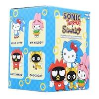 Sonic The Hedgehog Sanrio Blind Boxed Mini Figure - multi