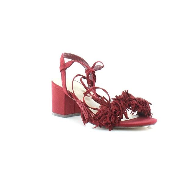 Callisto Melz Women's Sandals & Flip Flops Red - 5